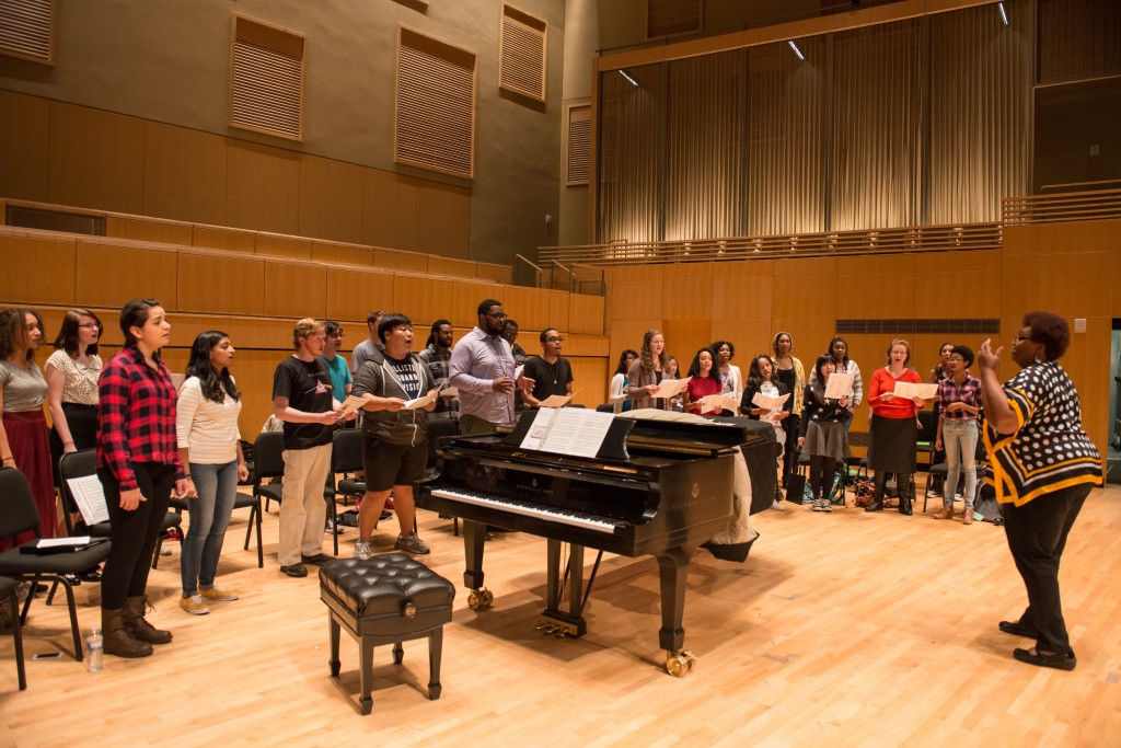Ba In Music Education Choral Department Of Music Umbc