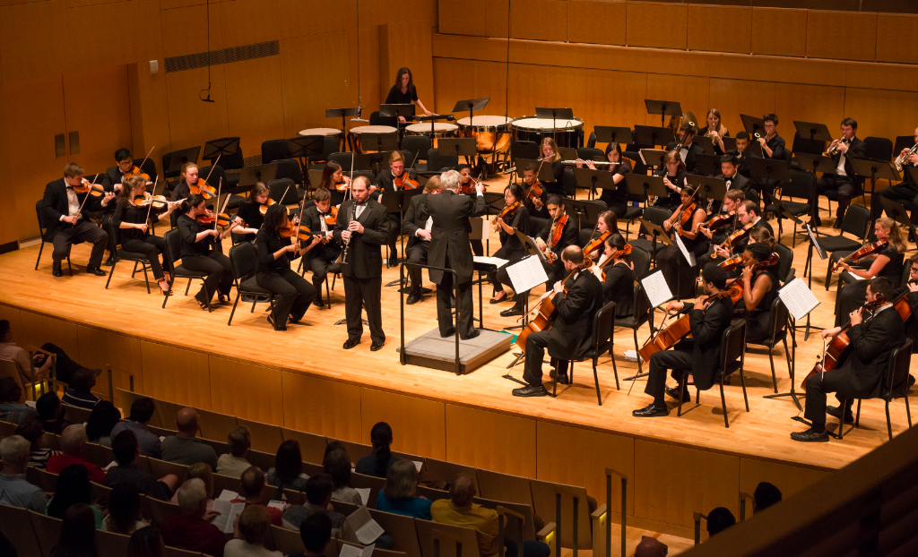 The American Prize honors E. Michael Richards and the UMBC Symphony