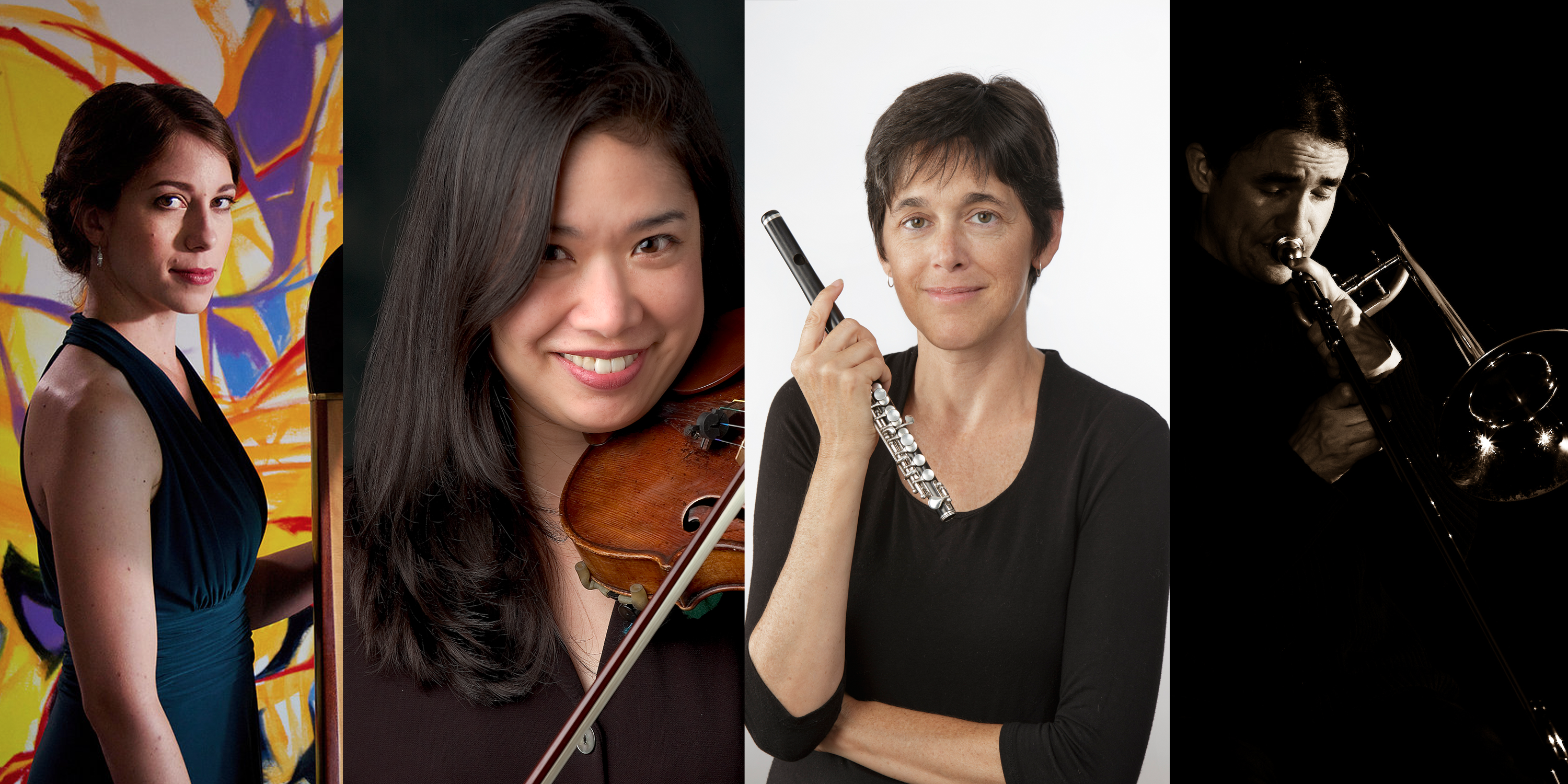 UMBC Music Faculty Named MSAC Grant Recipients