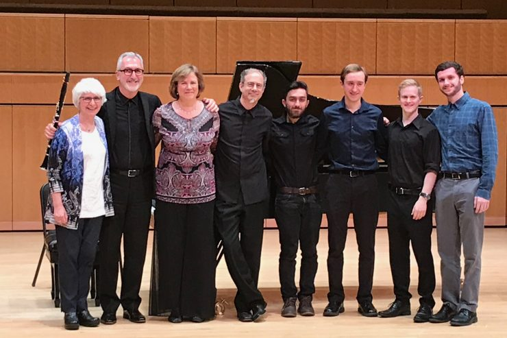 Strata Collaborates with UMBC Composers