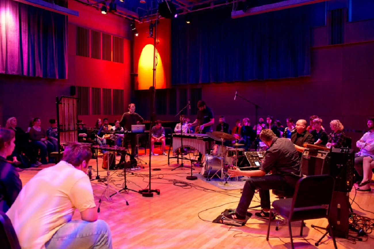UMBC Composers Receive Commission, Premieres, and Internship